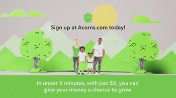 Acorns TV Spot, 'Under Five Minutes'
