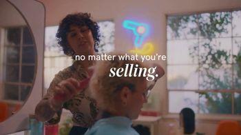 GoDaddy TV Spot, 'Sell Anything Anywhere' Featuring Naomi Osaka
