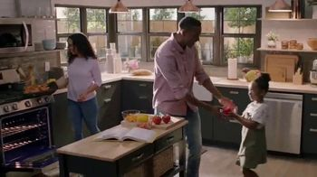 The Home Depot Fall Savings TV Spot, 'In Here: LG Washtower'