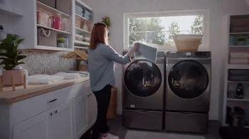 The Home Depot Fall Savings TV Spot, 'In Here: LG Washtower' - Thumbnail 4