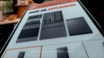 The Home Depot Fall Savings TV Spot, 'In Here: LG Washtower' - Thumbnail 6