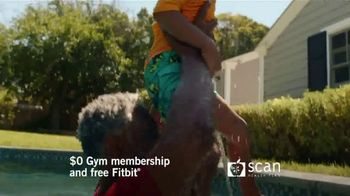 SCAN Health Plan TV Spot, 'Learning to Swim' - Thumbnail 5