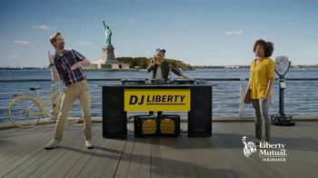 Liberty Mutual TV Spot, 'DJ Liberty'