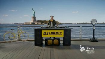 Liberty Mutual TV Spot, 'DJ Liberty' - Thumbnail 1