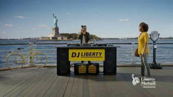 Liberty Mutual TV Spot, 'DJ Liberty' - Thumbnail 3