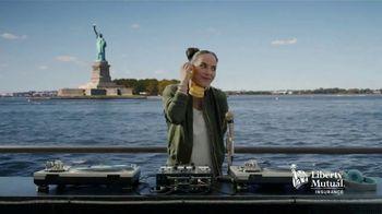 Liberty Mutual TV Spot, 'DJ Liberty' - Thumbnail 4