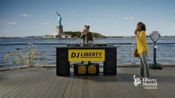 Liberty Mutual TV Spot, 'DJ Liberty' - Thumbnail 5