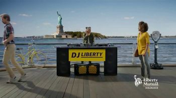 Liberty Mutual TV Spot, 'DJ Liberty' - Thumbnail 6