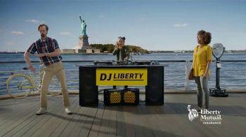 Liberty Mutual TV Spot, 'DJ Liberty' - Thumbnail 7