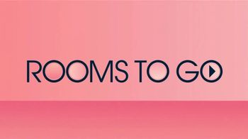 Rooms to Go 12 Day Fall Sale TV Spot, '60 Months Interest Free Financing' - Thumbnail 2