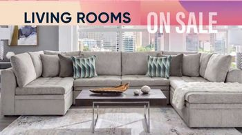 Rooms to Go 12 Day Fall Sale TV Spot, '60 Months Interest Free Financing' - Thumbnail 4
