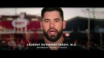 NFL TV Spot, 'Crucial Catch: Cancer Screenings' - Thumbnail 1