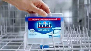 Finish Dishwasher Cleaner TV Spot, 'Imagine: Dishwasher Cleaning Tabs'