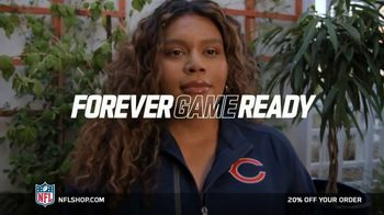 NFL Shop TV Spot, 'Forever Game Ready: Vibes: 20% Off Order' Song by Que Parks