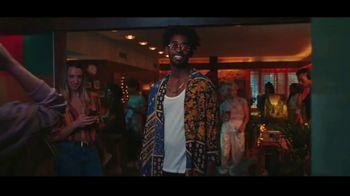 Bacardi Spiced TV Spot, 'Domino Movement'