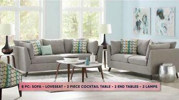 Rooms to Go Fall Sale TV Spot, 'Sofia Vergara Living Room Set' - Thumbnail 4