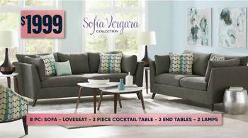 Rooms to Go Fall Sale TV Spot, 'Sofia Vergara Living Room Set' - Thumbnail 6