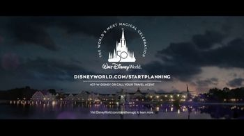 Disney World TV Spot, '50th Anniversary: The Fun Never Stops' - Thumbnail 6