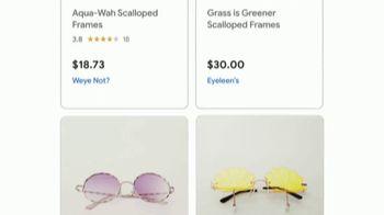 Google Shopping TV Spot, 'Sunglasses' - Thumbnail 3