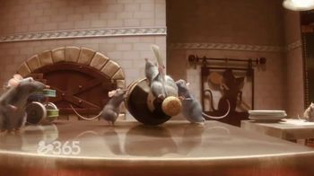 Disney World Remy's Ratatouille Adventure TV Spot, 'Rides and Scenery' Ft. Preston Oliver, Kyliegh Curran - Thumbnail 9