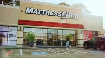 Mattress Firm TV Spot, 'Rest Assured Promise: Save $300 and $300 Gift' - Thumbnail 1