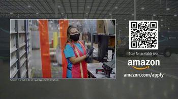 Amazon TV Spot, 'Now Hiring' Song by Skrxlla, WEARETHEGOOD