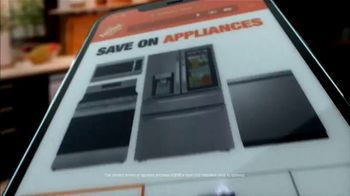 The Home Depot Fall Savings TV Spot, 'In Here: Samsung Kitchen Package' - Thumbnail 6