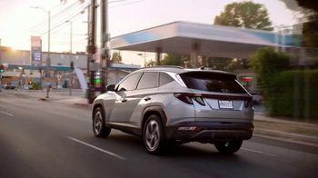 2022 Hyundai Tucson Plug-in Hybrid TV Spot, 'Gas Card' [T1] - Thumbnail 6
