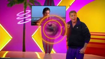 Pluto TV TV Spot, 'Yours Truly' Featuring David Hasselhoff - Thumbnail 6