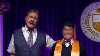 Pluto TV TV Spot, 'Yours Truly' Featuring David Hasselhoff - Thumbnail 8