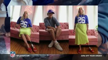 NFL Shop TV Spot, 'Forever Game Ready: 20%' Song by American Gentlemen