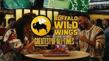Buffalo Wild Wings Doritos Spicy Sweet Chili Wings TV Spot, 'Rock, Paper, Scissors' Feat. Josh Allen - Thumbnail 6