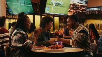 Buffalo Wild Wings Doritos Spicy Sweet Chili Wings TV Spot, 'Rock, Paper, Scissors' Feat. Josh Allen - Thumbnail 4