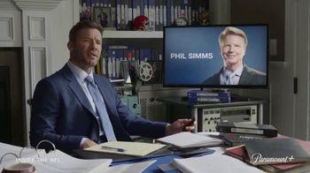 Paramount+ TV Spot, 'Inside the NFL' Featuring Julian Edelman