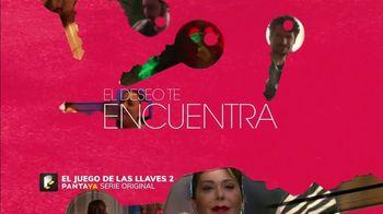 Pantaya TV Spot, 'El Juego de las Llaves' canción de María León [Spanish] - Thumbnail 4