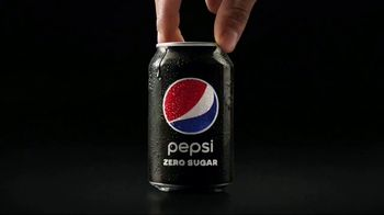 Pepsi Zero Sugar TV Spot, 'Framed Super Bowl Poster' - Thumbnail 1