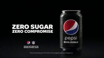Pepsi Zero Sugar TV Spot, 'Framed Super Bowl Poster' - Thumbnail 9