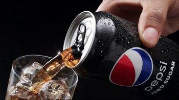 Pepsi Zero Sugar TV Spot, 'Framed Super Bowl Poster' - Thumbnail 3