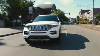 Ford TV Spot, 'SUVs of the Future: Escape and Explorer' [T2] - Thumbnail 6