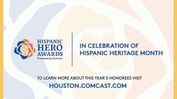 Comcast TV Spot, 'Hispanic Hero Awards: Marisol Salazar' - Thumbnail 7