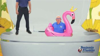 Benjamin Franklin Plumbing TV Spot, 'Swimming Pool' - Thumbnail 8