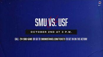Southern Methodist University TV Spot, '2021 Season: USF' - Thumbnail 9