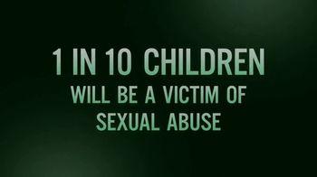 Darkness to Light TV Spot, 'One in Ten Children' Featuring Aly Raisman