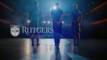 Rutgers University TV Spot, 'Progress' - Thumbnail 10