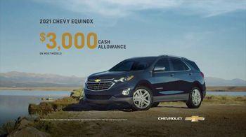 2021 Chevrolet Equinox TV Spot, 'Video Game' [T2] - Thumbnail 9