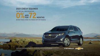 2021 Chevrolet Equinox TV Spot, 'Video Game' [T2] - Thumbnail 7