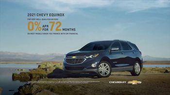 2021 Chevrolet Equinox TV Spot, 'Video Game' [T2] - Thumbnail 8