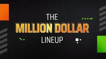 DraftKings TV Spot, 'NFL Million Dollar Lineup: Week Three' - Thumbnail 1