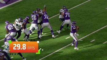 DraftKings TV Spot, 'NFL Million Dollar Lineup: Week Three' - Thumbnail 5