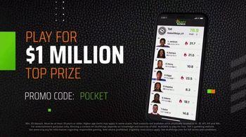 DraftKings TV Spot, 'NFL Million Dollar Lineup: Week Three' - Thumbnail 7